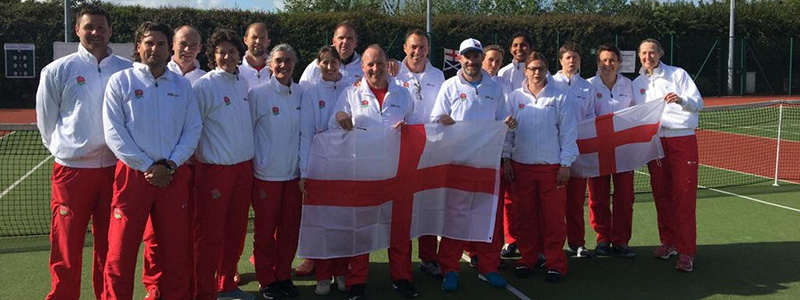 2019 England Four Nations Championships