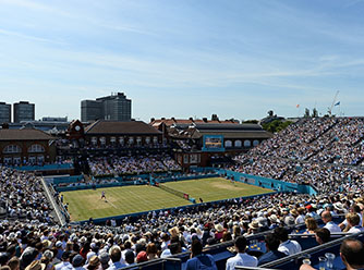 2018 Fever-Tree Championships Centre Court
