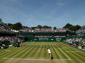 2018 Nature Valley Classic centre court
