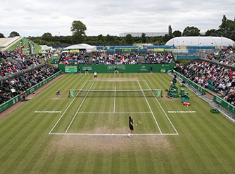 2018 Nature Valley Open centre court